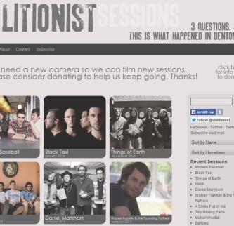Violitionist Sessions